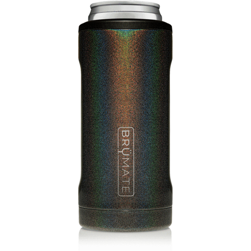 HOPSULATOR SLIM |GLITTER CHARCOAL (12OZ SLIM CANS)