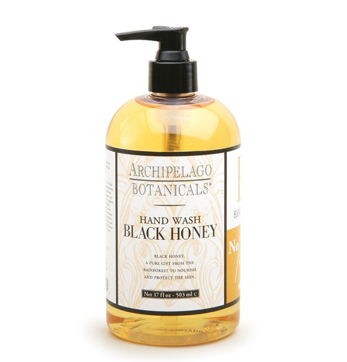 Black Honey 17 oz. Hand Wash