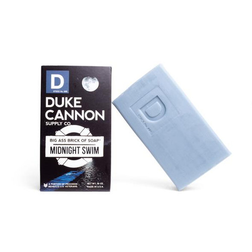 Duke Cannon Big Ass Brick Of Soap-Midnight Swim