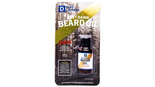 BEST DAMN BEARD OIL - TRAVEL SIZE