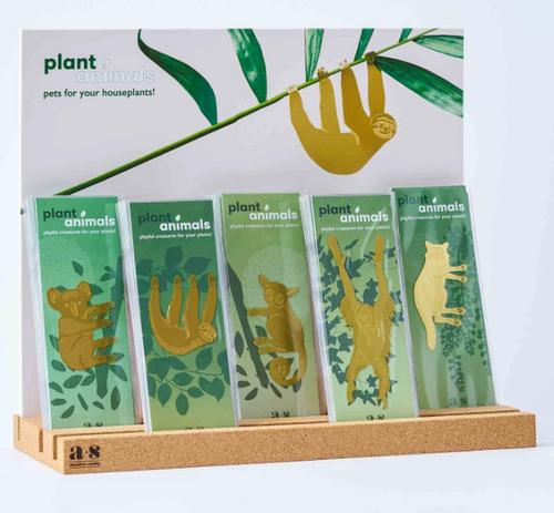 Plant Animal Houseplant Decoration - Fruit Bat