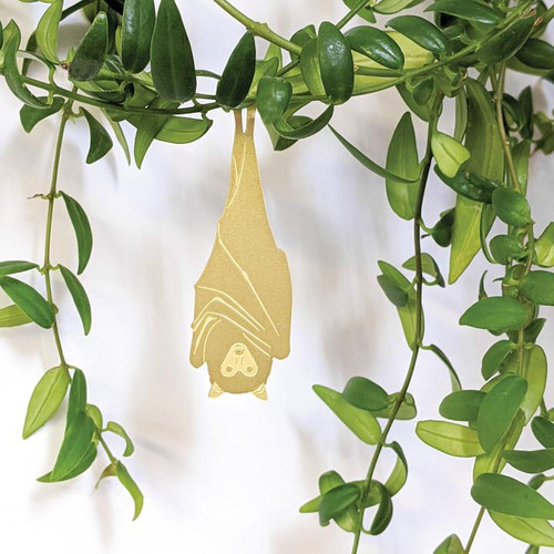 Plant Animal Houseplant Decoration - Fruit Bat