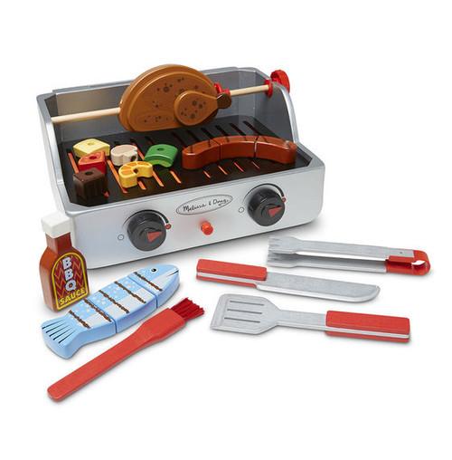 14260 Rotisserie Grill BBQ Set 9269