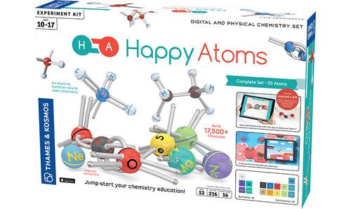 Happy Atoms Complete Set