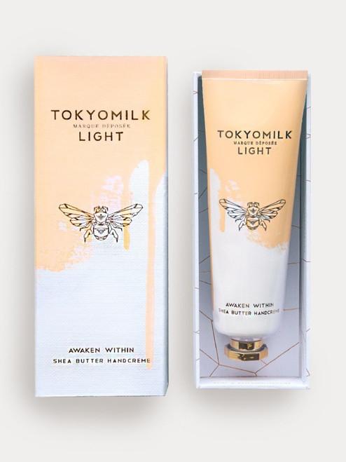 Tokyo Milk Light Awaken Within No. 02 Shea Butter Handcreme