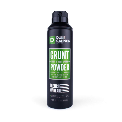 Duke Cannon Grunt Foot and Boot Spray