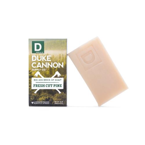 Duke Cannon Big Ass Brick Of Soap-Fresh Cut Pine