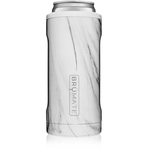 Brumate HOPSULATOR SLIM | CARRARA (12OZ SLIM CANS)