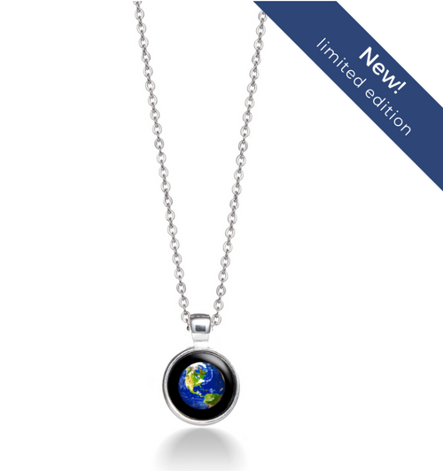 Limited Edition Earthglow necklace by Moonglow