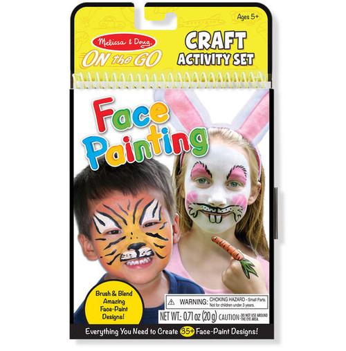 Melissa & Doug On the Go Crafts - Face Painting
