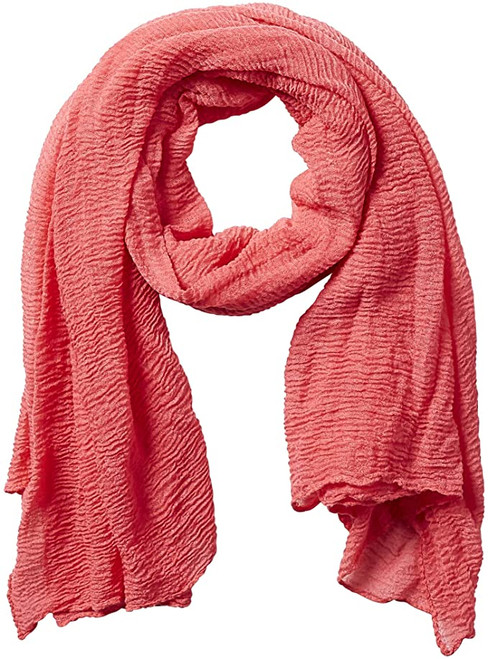 Women's Lightweight Summer Insect Shield Scarf - Pink