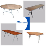"""Square Table- 72"""""""