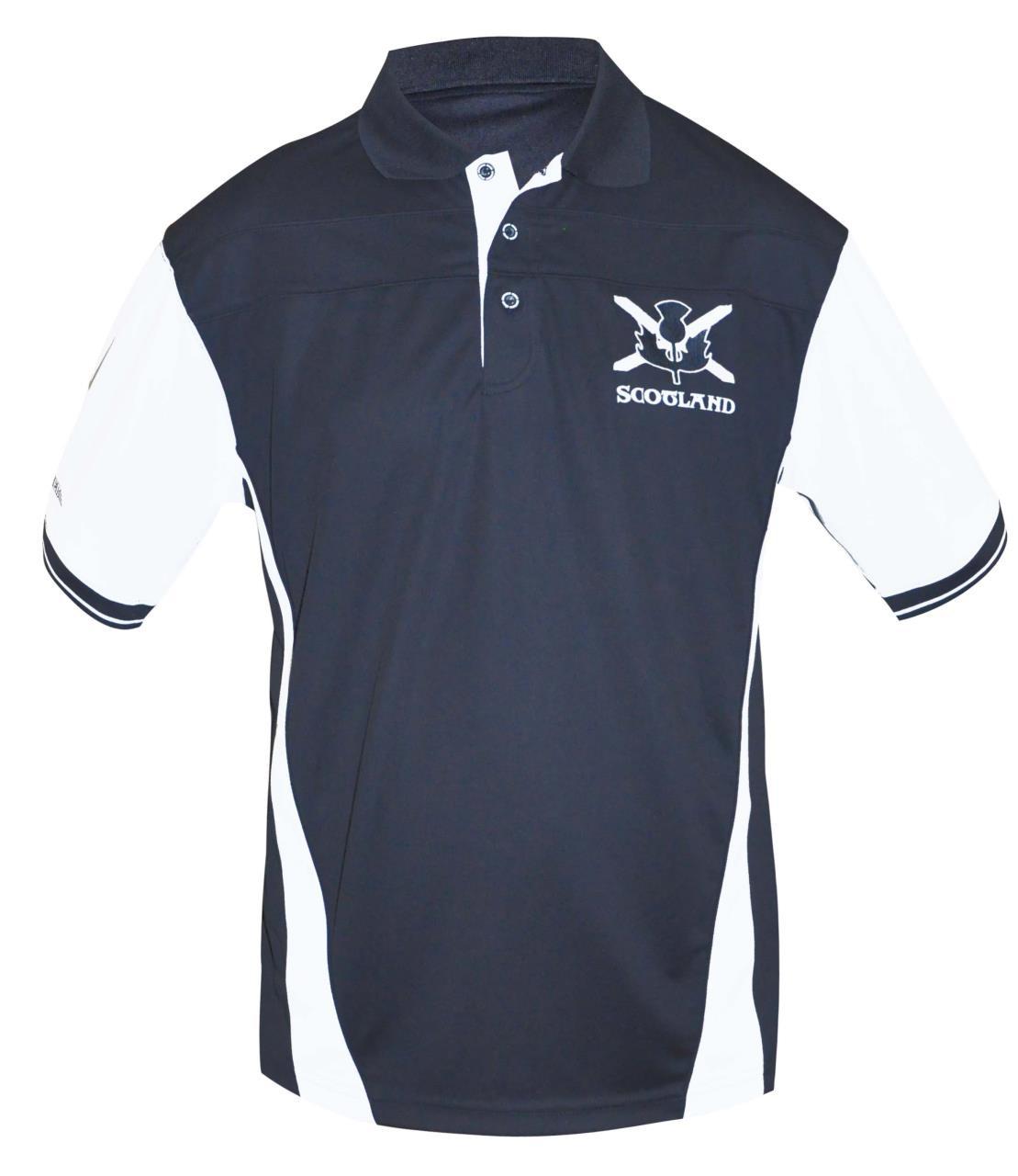 Scottish Performance Shirt Irish Mens Clothing