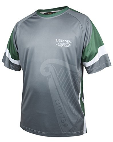 online store e530f ee081 Guinness Green & Grey Performance Soccer Jersey