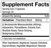 2X Herbalmax Reinvigorator 12,000mg NMN Beta NMN Supplement NAD+ GEN 3 Gift Box