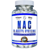 N-ACETYL-L-CYSTEINE 600 mg 100 Capsules NAC HI TECH PHARMACEUTICALS