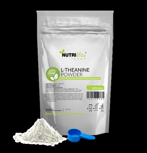 L-Theanine Pure Powder USP Grade 100% Pure