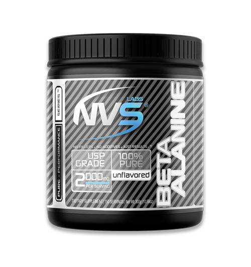 NVS Labs Beta Alanine Unflavored Pure Powder