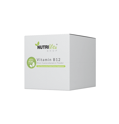 Vitamin B12 (Pure Cyanocobalamin) Powder