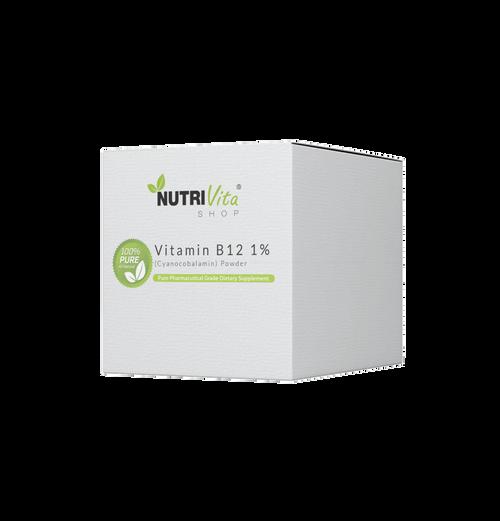 Vitamin B12 1% (Cyanocobalamin) Powder