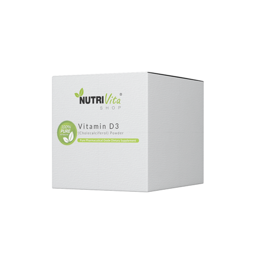 Vitamin D3 (cholecalciferol) Powder 100,000iu/Gram