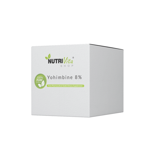 Yohimbine 8% Powder