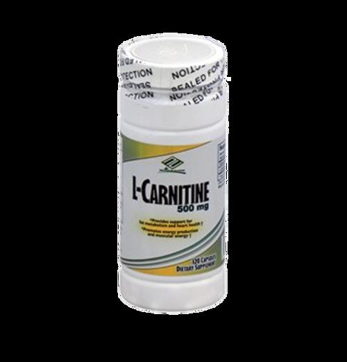 L-Carnitine (120 Capsules / 500 MG)