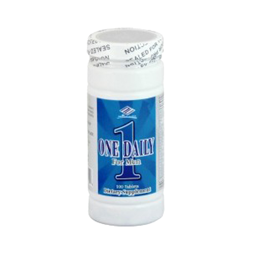 One Daily for Men (100 Tablets)