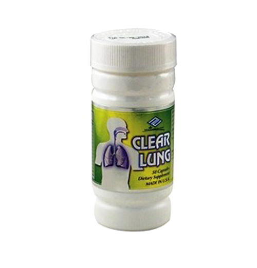 Clear Lung (Lung Health Formula)