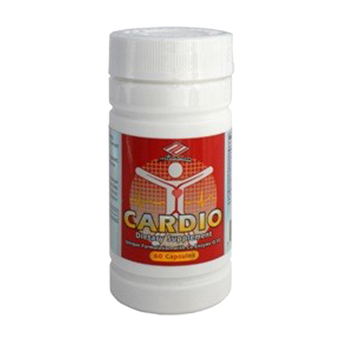 Cardio Helper Complex + Coenzyme Q-10