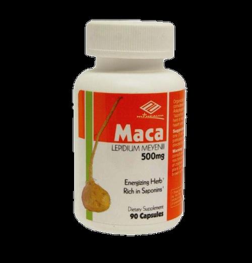 Maca (90 Capsules / 500 MG)