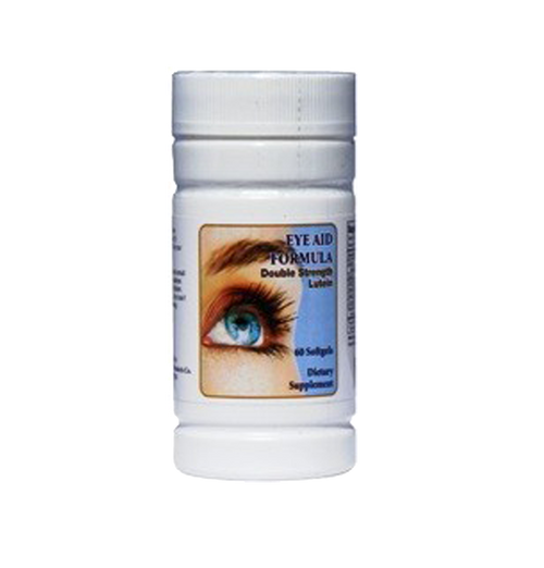 Eye Aid Formula Extra Strength (60 Softgels)