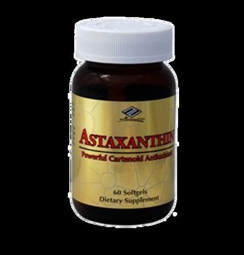 Astaxanthin - Powerful Antioxidant Anti Aging