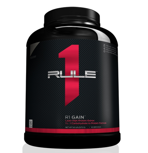 Rule 1 Gain (Protein Weight Gainer)