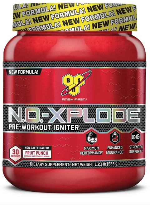 BSN NO XPLODE Pre-Workout Igniter - All Flavors New Formula