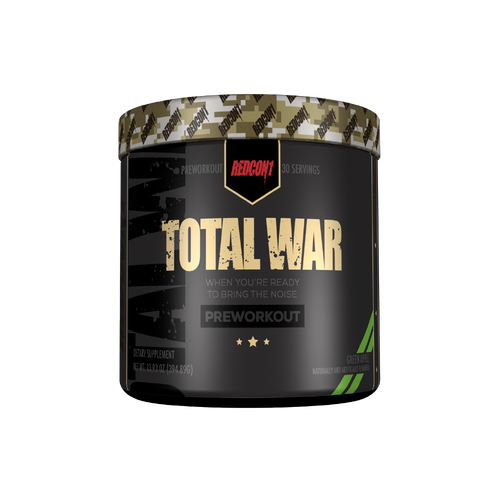 TOTAL WAR® - PREWORKOUT (30 SERVINGS) All Flavors