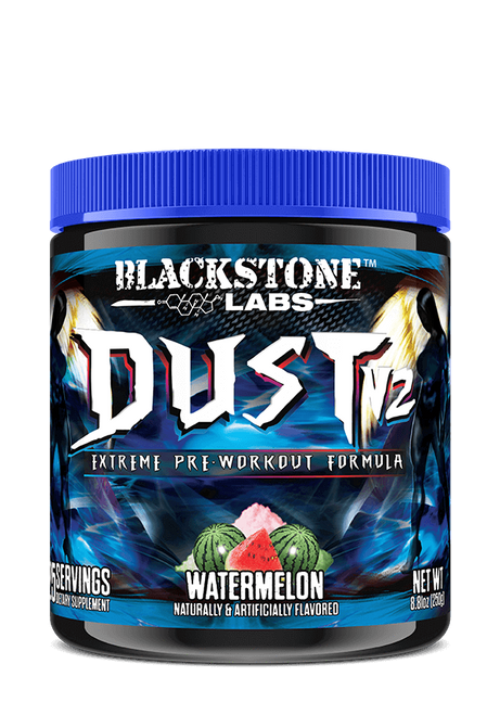 Blackstone Labs DUST V2 Extreme Pre Workout 25 Servings All Flavors
