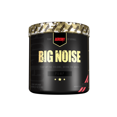 REDCON1 BIG NOISE 30 Servings N.O PUMP Formula Pre-workout ALL FLAVORS