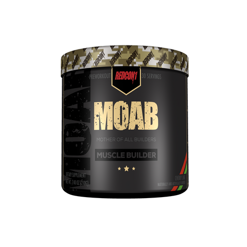 Redcon1 MOAB Muscle Builder 30 Servings - ALL FLAVORS