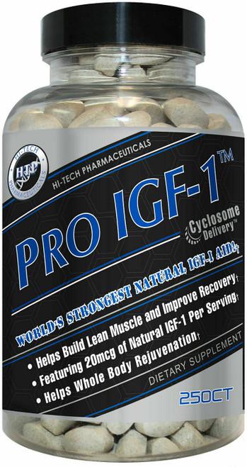Hi-Tech Pharmaceuticals PRO IGF-1 250 Tablets FREE SHIPPING