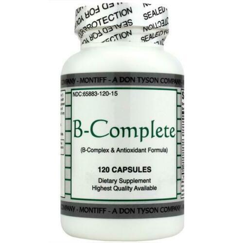 B-COMPLETE(B-Complex & Antioxidant Formula)120 caps
