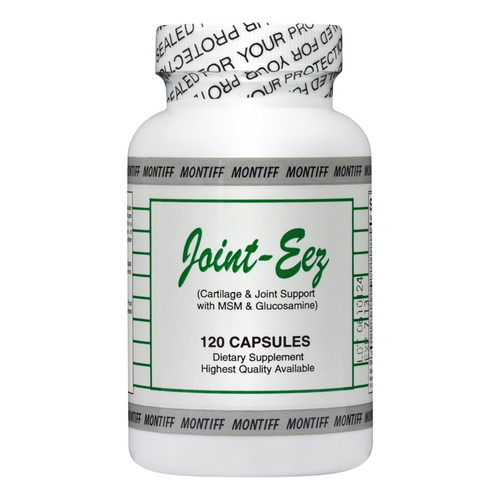 JOINT-EEZ (MSM-GLUCOSAMINE JOINT SUPPORT) 120Caps