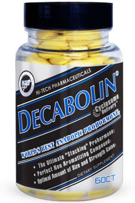Hi-Tech Pharmaceuticals Decabolin 60 Ct