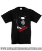Terminator Classic Retro Movie T Shirt Kids Black