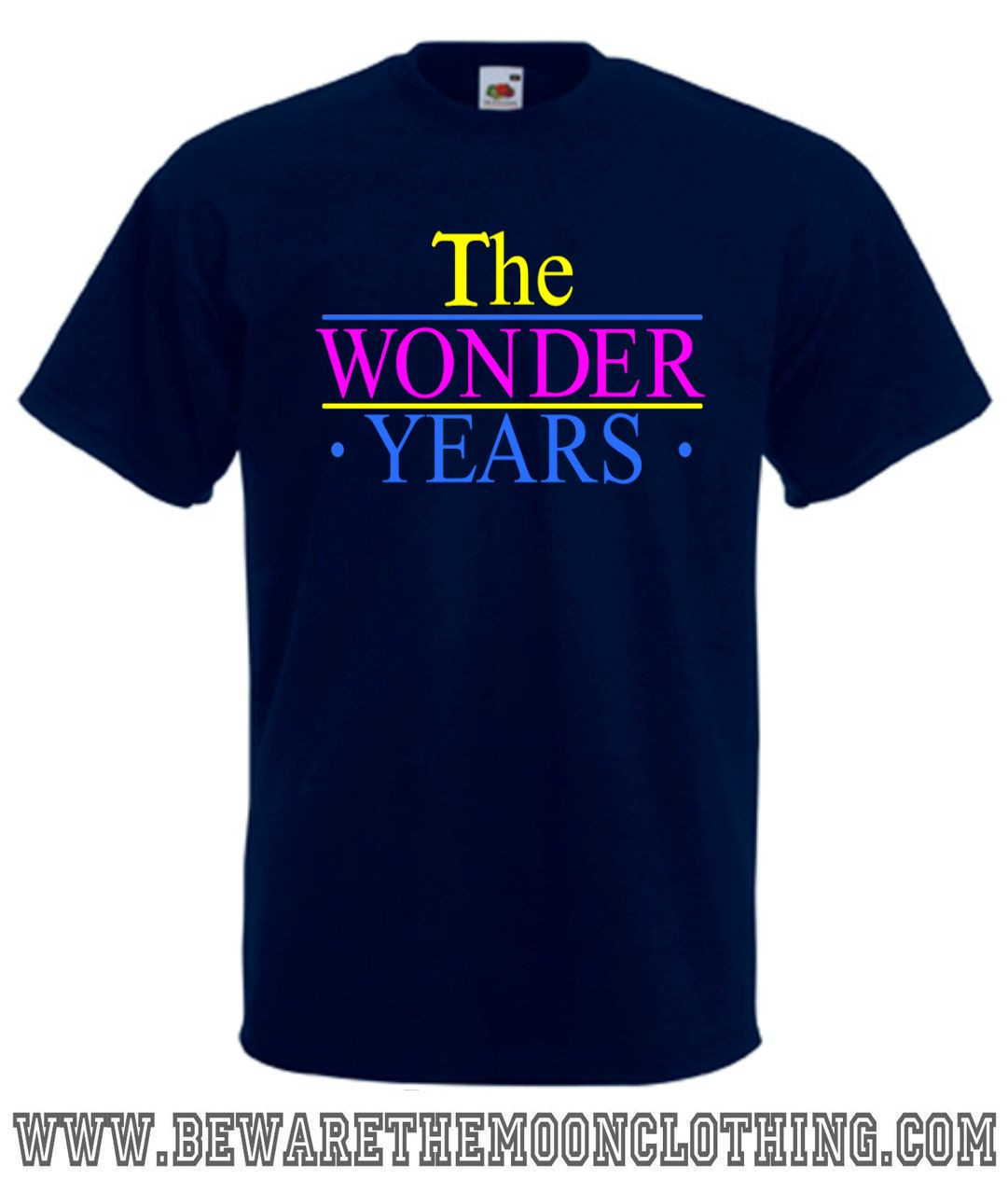 The Wonder Years Classic Retro TV Show T Shirt / Hoodie