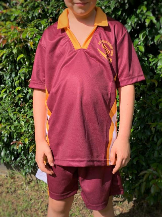 Sports Uniform Set (Grade 3+ Only)