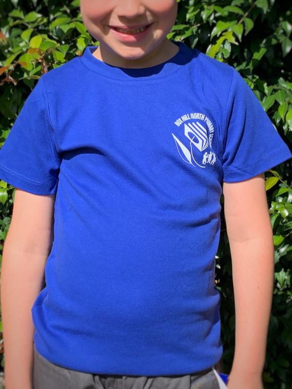 House T-Shirt Blue (Blackburn)
