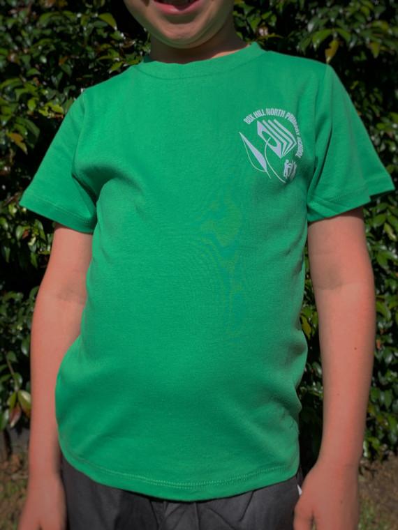 House T-Shirt Green (Mullum)