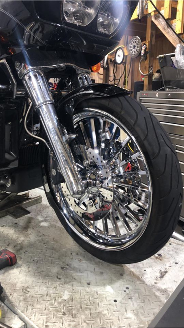 MYSTIC FORGED CHROME 2000-2020 ROAD GLIDE