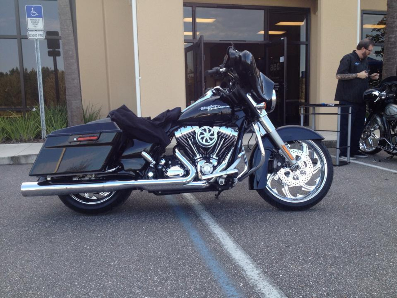 FURY FORGED CHROME 2000-2021 ELECTRA GLIDE